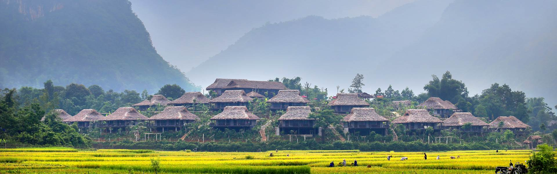 Mai Chau Ecolodge - Mai Chau Accommodation - Asiatica Travel