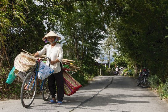 Fahrradtour in Can Tho - Mekong Delta 04