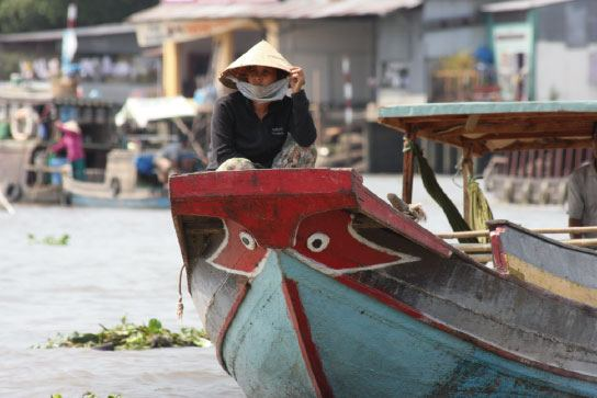 Fahrradtour in Can Tho - Mekong Delta 01