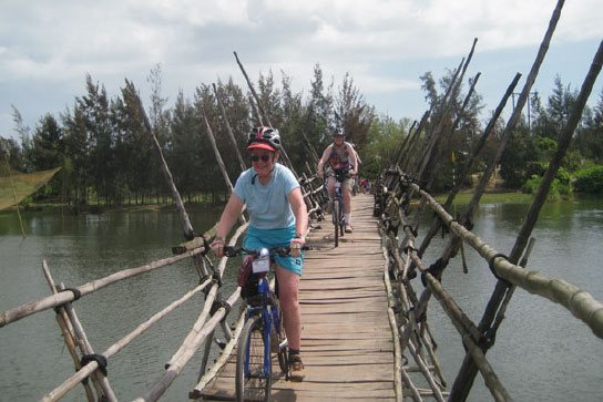 Fahrradtour in Can Tho - Mekong Delta 05