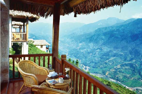 Topas Ecolodge- Sapa accommodation