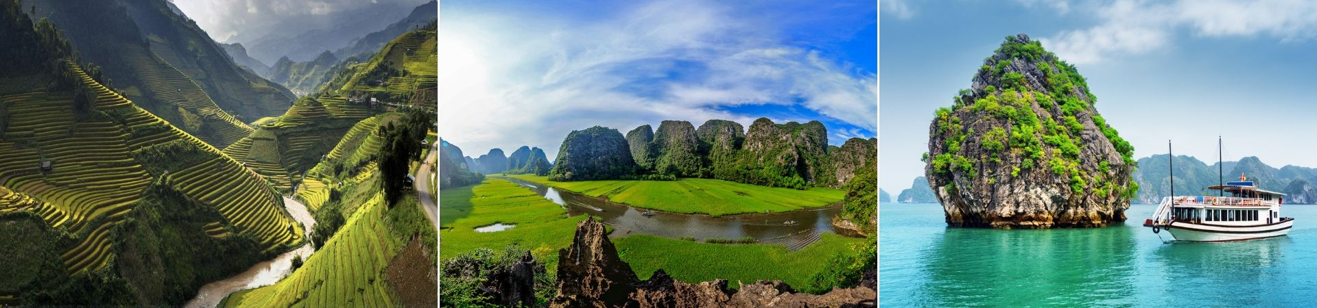 Vietnam Authentische Reise