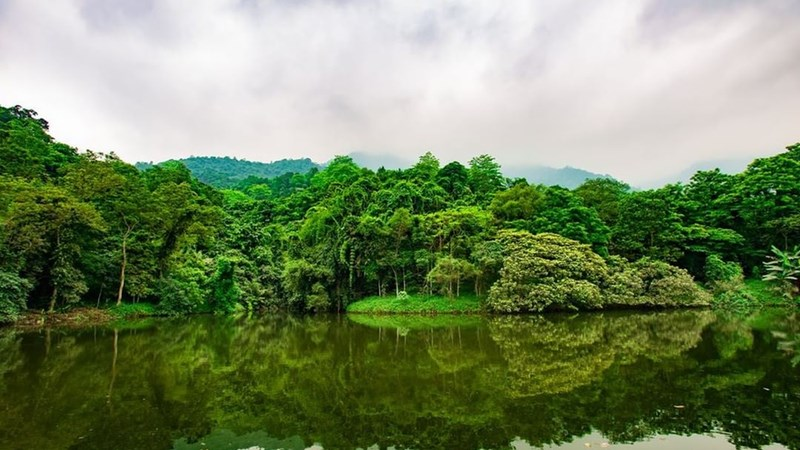 Ba Vi Nationalpark - Hanoi