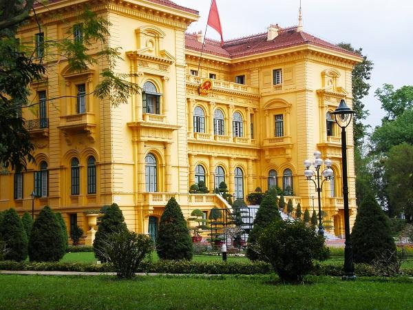 Warum Sind Hauser In Vietnam Gelb Gestrichen Asiatica Travel