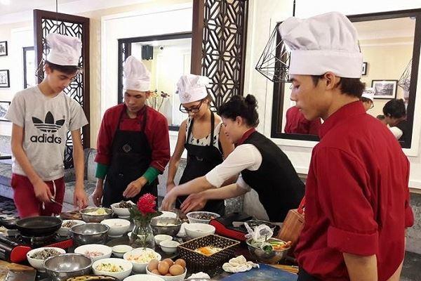 Marvel Restaurant Hanoi Vietnam