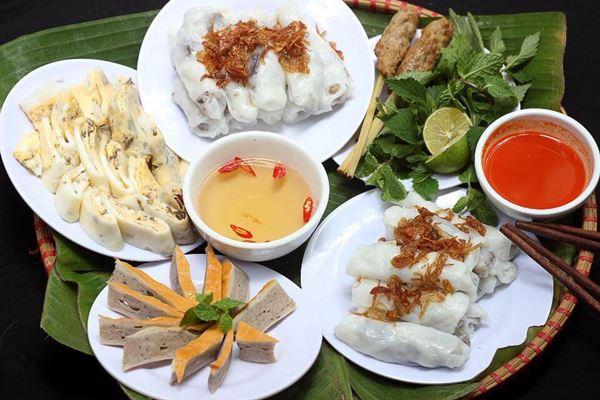 Banh Cuon Ba Hanh Restaurant Hanoi Vietnam