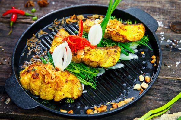 Duong Restaurant Hanoi Vietnam