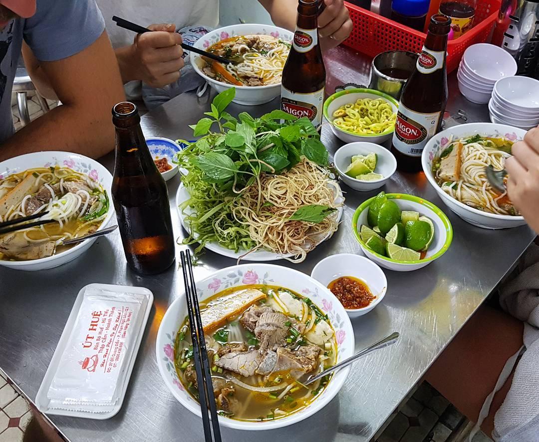 Bun-bo-Hue - Vietnam -Reisen - Essen und Trinken 1