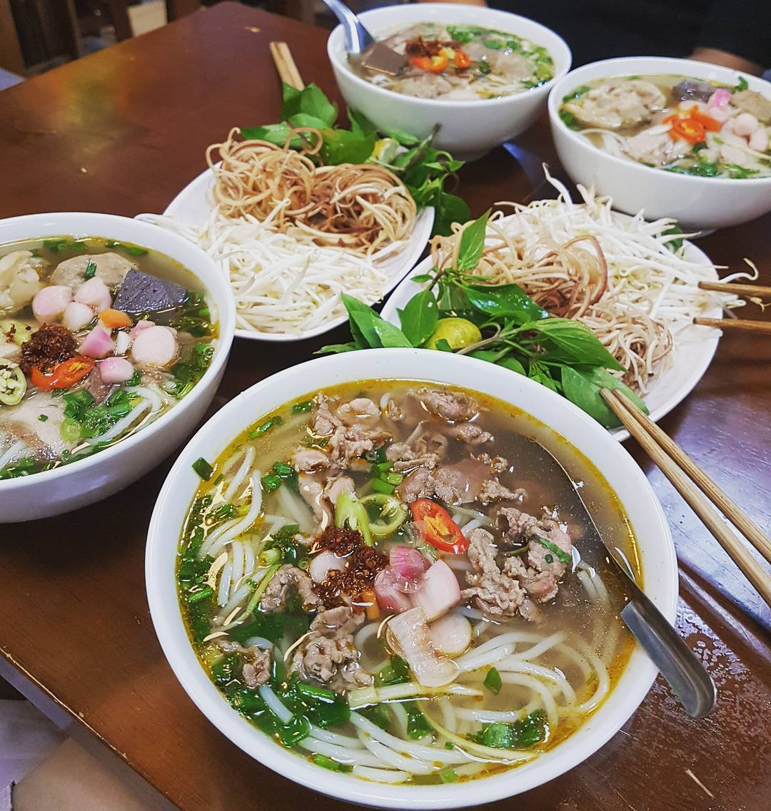Bun-bo-Hue - Vietnam -Reisen - Essen und Trinken