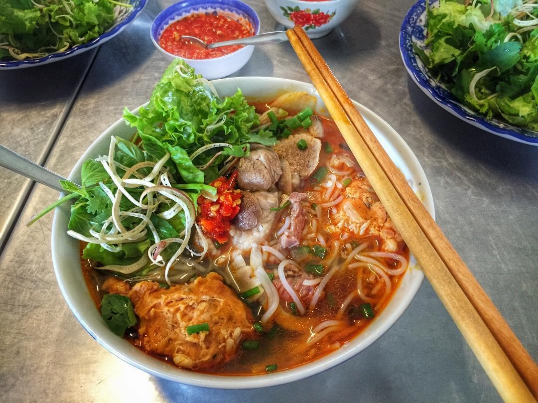 Bun-bo-Hue - Vietnam -Reisen - Essen und Trinken 2