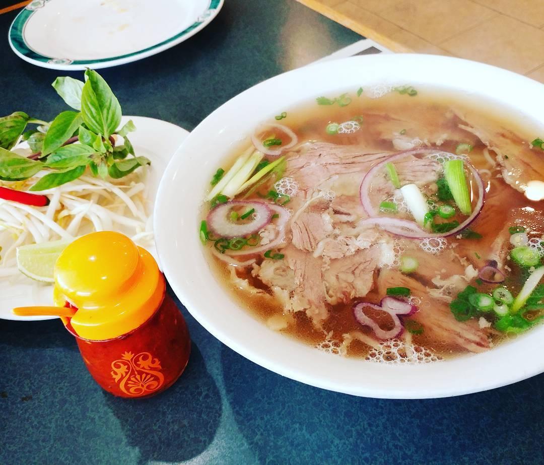 Pho - Vietnam -Reisen - Essen und Trinken