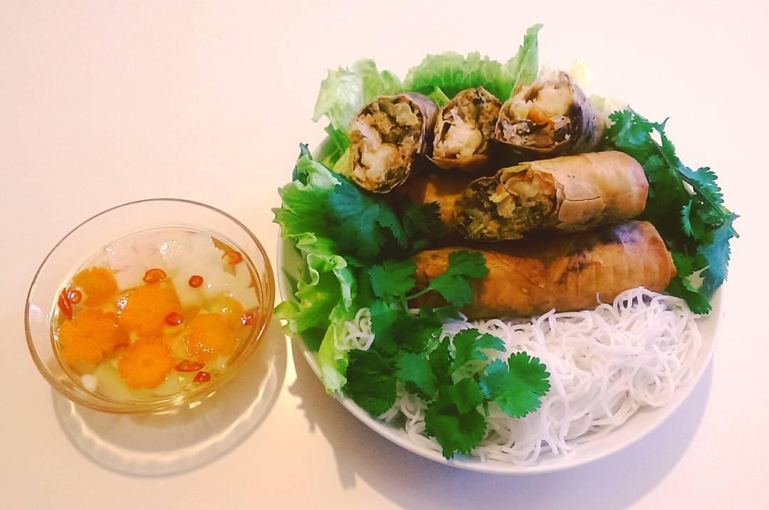 Nem - Vietnam -Reisen - Essen und Trinken