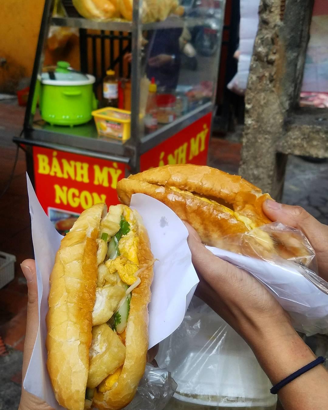 banh-mi- Vietnam -Reisen - Essen und Trinken 2