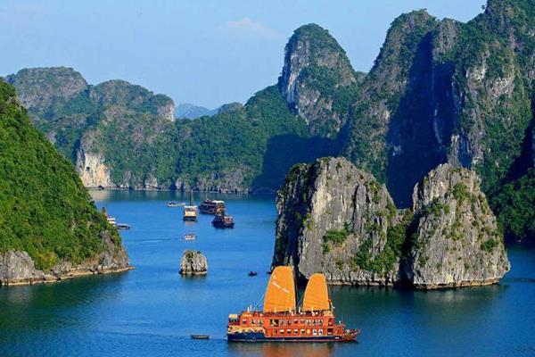 Dau Be Insel - Halong Bucht: Ein Muss beim Vietnam Rundreisen