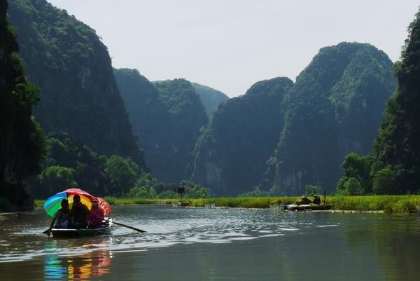 Tam Coc - Ninh Binh - Reisen