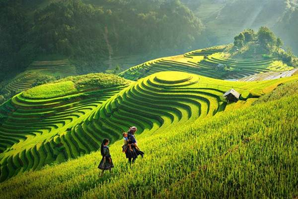 I. Wo liegt Sapa in Vietnam?