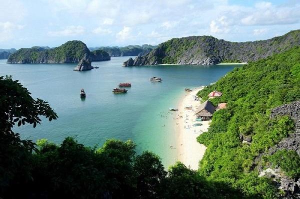 Insel Cat Ba, 10 beste Reiseziele in Vietnam von Rough Guide