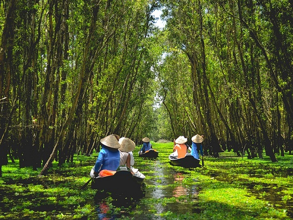 Mekong Delta, Vietnam Reiseziele