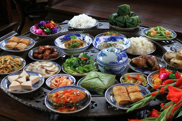 Tet Fest in Vietnam - Vietnamesisches Neues Jahr